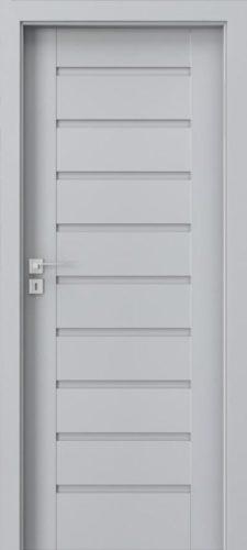 Porta KONCEPT A0 Пепельный Евроинвест