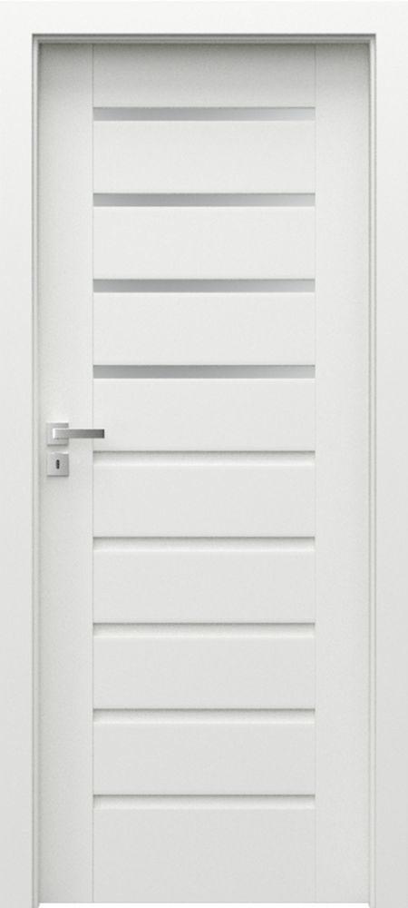 porta koncept a4 belyj premium
