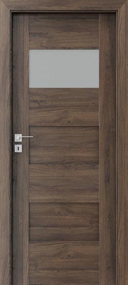 porta koncept k1 purpurnyj dub