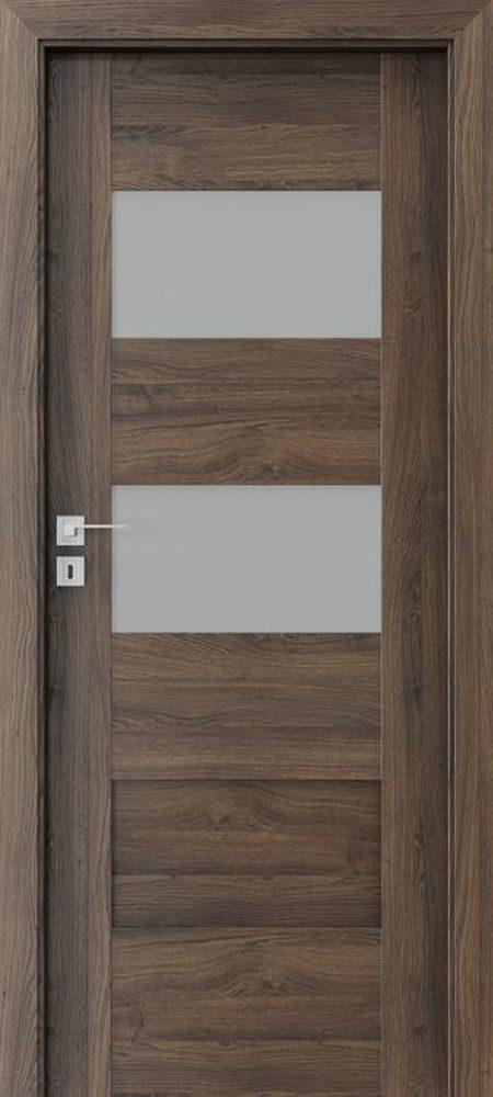 porta koncept k2 purpurnyj dub